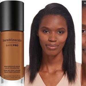 bareMinerals BarePro Liquid Foundation